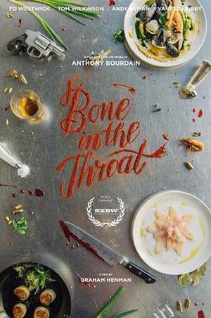 Bone in the Throat - Image: Bone in the Throat film poster
