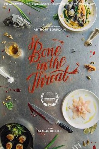 Bone in the Throat - Image: Bone in the Throat film poster