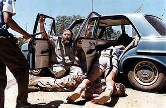 1994 Bophuthatswana crisis - Alwyn Wolfaardt pleads for his life.