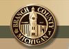 Official seal of Branch County