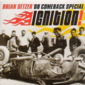 Ignition! - Image: Brian setzer ignition album cover