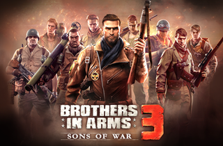 <i>Brothers in Arms 3: Sons of War</i>
