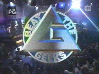 Beat the Geeks - Beat the Geeks Season 1 title card