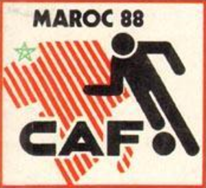 1988 African Cup of Nations - Image: CAN 1988 (logo)