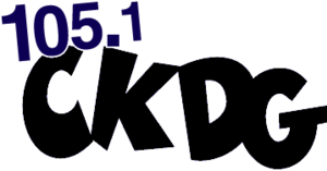 CKDG-FM - Image: CKDG FM