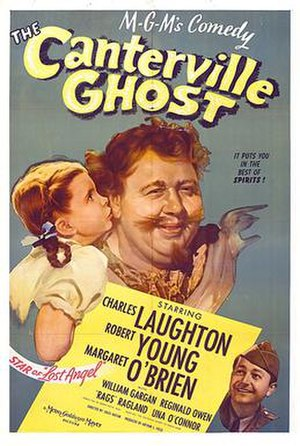 The Canterville Ghost (1944 film) - Image: Cantervilleghost