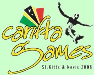 2008 CARIFTA Games - Image: Cariftalogogrn 2008