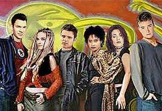 As If (U.S. TV series) - Cast