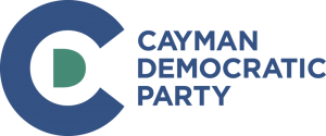 Cayman Democratic Party - Image: Cayman Democratic Party logo