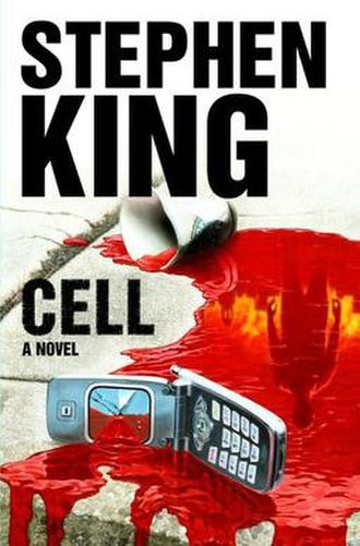Cell (novel) - First edition cover
