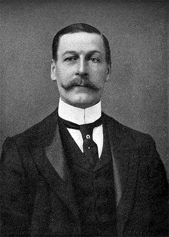 Charles Manners (bass) - Manners circa 1900