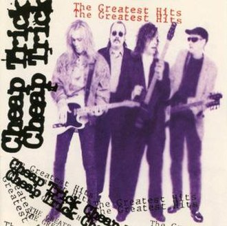 The Greatest Hits (Cheap Trick album) - Image: Cheaptrick greatest