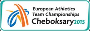 2015 European Team Championships - Image: Cheboksary 2015logo