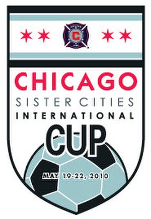 Chicago Sister Cities International Cup - Image: Chicago sister cities logo