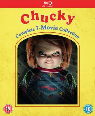 Child's Play (franchise) - Chucky: Complete 7-Movie Collection Blu-ray set