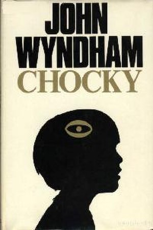 Cover for Chocky by Robert E. Schulz.