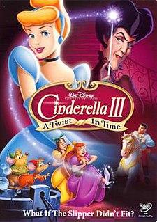<i>Cinderella III: A Twist in Time</i> 2007 film by Frank Nissen