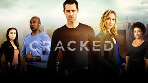 Cracked (Canadian TV series) - Image: Cracked Canadian TV Series Title Card