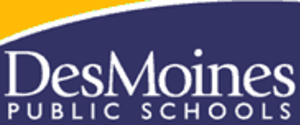 Des Moines Public Schools - Image: DMPS logo