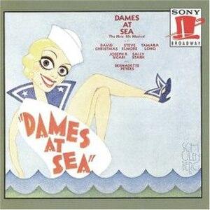 Dames at Sea - Original Cast recording