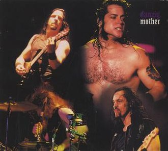 Mother (Danzig song) - Image: Danzig Mother UK
