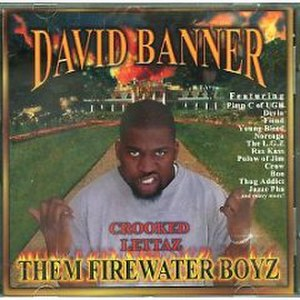 Them Firewater Boyz, Vol. 1