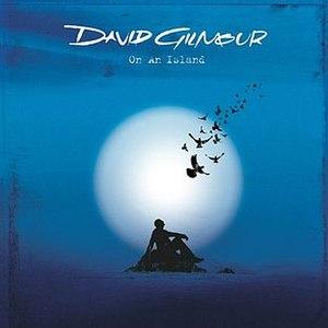 On an Island - Image: David Gilmour On An Island