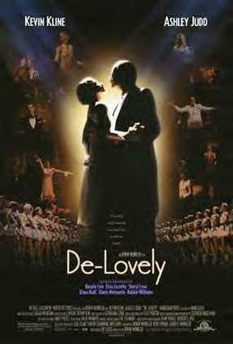 De-Lovely - Theatrical release poster