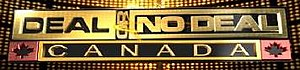 Deal or No Deal Canada - Deal or No Deal Canada logo