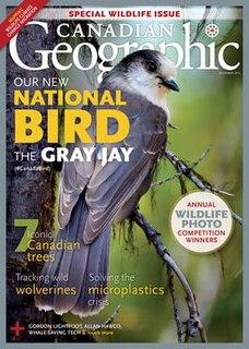 <i>Canadian Geographic</i> Canadian magazine