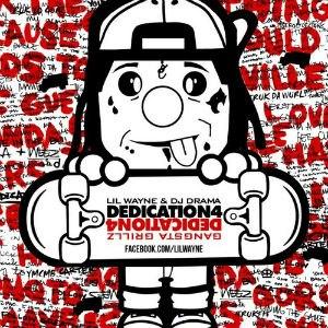 Dedication 4 - Image: Dedication 4 Artwork