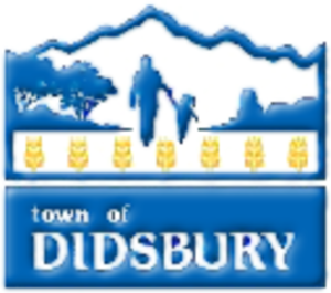 Didsbury, Alberta - Image: Didsbury logo