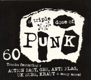 A Triple Dose of Punk - Image: Doseof punk 1