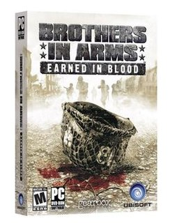 <i>Brothers in Arms: Earned in Blood</i>