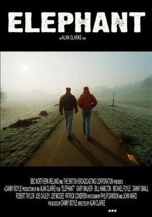 Elephant (1989 film) - Image: Elephant (1989 film)