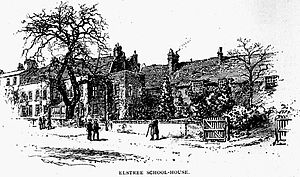 Elstree School - Image: Elstree school old