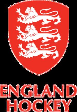 England men's national hockey team - Image: England hockey logo