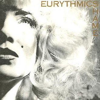 Shame (Eurythmics song) - Image: Eurythmics Shame