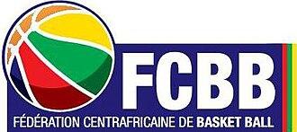 Central African Republic national basketball team - Image: Fédération Centrafricaine de Basketball (logo)