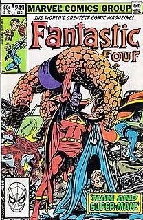 Gladiator (Kallark) fictional character from Marvel Comics