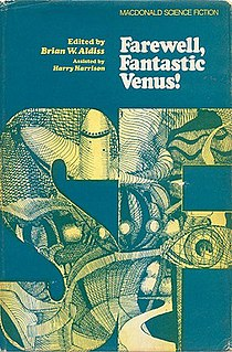 <i>Farewell Fantastic Venus</i> book by Brian Aldiss