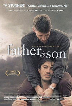 Father and Son (2003 film) - Film poster
