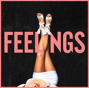 Feelings (Maroon 5 song) - Image: Feelings Cover