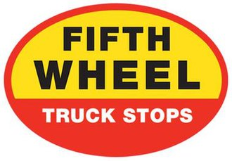 Fifth Wheel Truck Stops - Logo of the Fifth Wheel Truck Stops