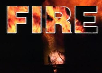 Fire (TV series) - Image: Fire (1995) title