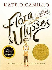 Flora and ulysses summary