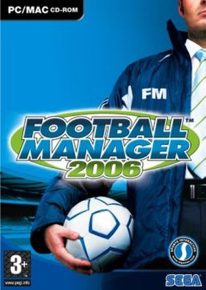 Football Manager 2006 - Football Manager 2006