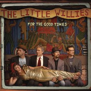 For the Good Times (The Little Willies album) - Image: For The Good Times cover