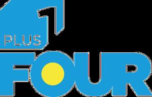 Four (New Zealand) - Four Plus 1 logo