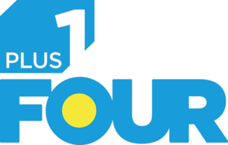 Four (New Zealand TV channel) - Four Plus 1 logo